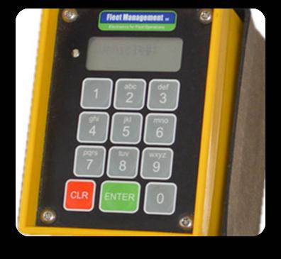 Our Equipment Also Has Alpha-Numeric Capability