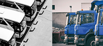 Commercial, Municipal &<br>Rental Fleet Systems